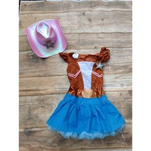 Disney sherriff Callie costume 4-6x
